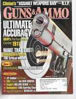 Guns & Ammo Handguns Magazine December 2004 S&W, Colt, Remington and More!