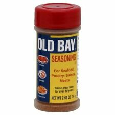Old Bay Seasoning for Seafood, Poultry, Salads, Meats Shaker Bottle