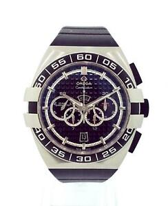 Omega Constellation Double Eagle 44mm Co-Axial Chronograph 121.32.44.52.01.001