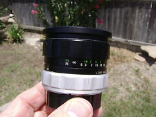 Soligor 23mm F3.5 For Pentax K Mount - Excellent Sharp & Wide Lens