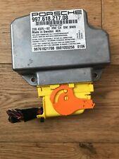 porsche boxster 987 Airbag Control ECU 997.618.217.08