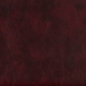 G639 Burgundy Smooth Leather Grain Upholstery Bonded Leather By The Yard