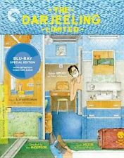 The Darjeeling Limited Criterion Collection Region 1 Blu-ray