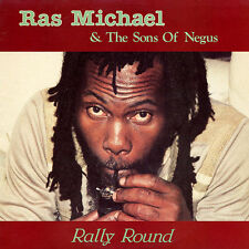 Ras Michael & The Sons Of Negus - Rally Round (Rare 33T Vinyle)