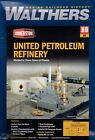 HO Scale Walthers Cornerstone 933-3705 United Petroleum Refining Kit