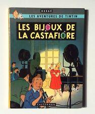 Les bijoux de la Castafiore. Casterman 1971 B39.