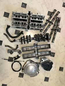 Yamaha Fzr 600 Engine Parts 3HE