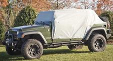 Jeep Wrangler 2007-2018 JKU 4 Door Weather Lite Cab Cover  391331810 Outland