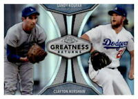 2019 Topps Chrome Greatness Returns Insert - Complete Your Set
