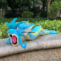 "Pokemon Center Go Gyarados Plush Toy Magikarp Evolution Stuffed Animal Doll 23"""