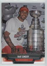2013-14 Upper Deck Day with the Cup Ray Emery #DC2