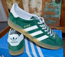 Adidas Originals Gazelle Indoor forest green Sneaker 42 retro Spezial Universal