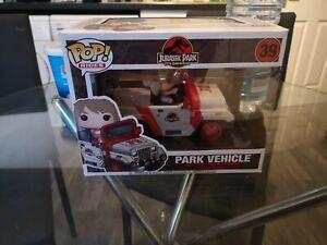 Pop Rides Park Vehicle