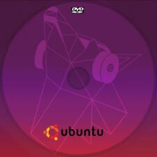 Stable UBUNTU Linux 18.10 - 64 Bit DVD Bootable OS Operating System
