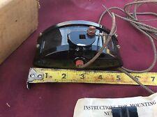 NOS Vintage Back Up Tag Light 1932 34 Ford Dodge Model A T Flathead