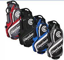 New Cleveland Golf 2019 Cg Cart Bag 14-way Top Lightweight - Pick the Color!
