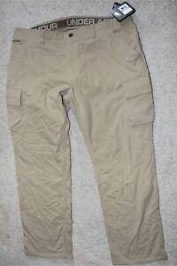 NWT Men Sz 42 Waist 32 Length Under Armour Storm Tactical Hunting Cargo Pants