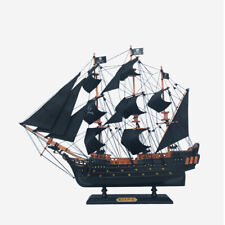 "20'' ""Black Pearl"" Model ship nautical home decoration PIRATE SHIP!"