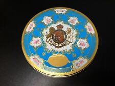Round Cookie TIn - 2008 H M Queen Elizabeth II Royal Collection