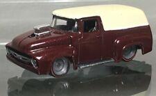 MINT LOOSE 2011 Hot Wheels Garage maroon '56 Ford Panel Truck