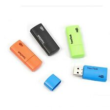 Useful Micro SD TF SDHC Card Reader Up to 32GB USB2.0 Hi-speed tim new bx