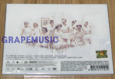 GIRLS' GENERATION SNSD JAPAN 1ST ALBUM CD + DVD + POSTER SEALED