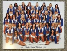 Official 2017-2018 DALLAS COWBOYS CHEERLEADERS Picture Photo DCC pic