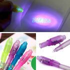 Childrens Secret Message Pen Kids Party Bag Christmas Stocking Fillers Toys New