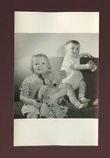 Gloucester Glos BRISTOL Children & Teddy c1960s? photo by Cedric Barker