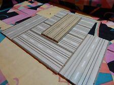 7 pz.4120 lunghezza 20 cm. x PISTA ELETTRICA H0 FALLER A.M.S USATI COME da FOTO