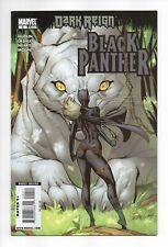 Black Panther (Marvel 2009 Series) #4 J. Scott Campbell Cover 1st Print (NM-)