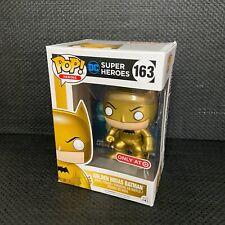 Golden Midas Batman - DC Super Heroes - Funko Pop Heroes - Target Exclusive