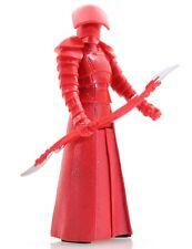 Star Wars The Last Jedi - Red Trooper Elite Preatorian Guard w/ 2 Force Pike NEW