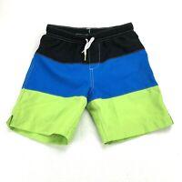 Limeade Green Swim Shorts NWT LANDS/' END Little Boys/' S 4