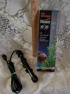 Tetra Whisper Submersible Heater for 10-30 Gallon Fish Aquariums Never Used