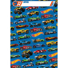 Hot Wheels WILD RACER Favor Loot Treat Gift Bags Boy Birthday Party Supplies ~ 8