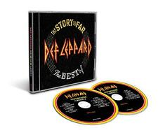 Def Leppard The Story so Far (the Best Of) Deluxe Edition 2cd