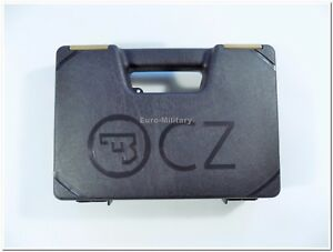 Original CZUB,CZ-USA Hand Gun Case Adjustable for all CZ Models - Factory New