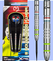 Michael van Gerwen MVG Mighty Generation 3 XQMax Steel Tip 90%Tungsten Dart