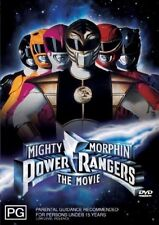 Mighty Morphin Power Rangers: The Movie * NEW DVD * (Region 4 Australia)