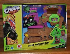 Tonka Chuck & Friends Mud Mountain Playset w/ Die Cast Monster Truck 2012 NEW