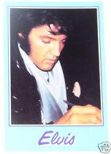 Elvis Color Postcard #2  1985 postcard  SEE!