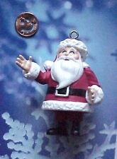 Santa Claus Is Coming To Town Christmas Ornament Santa