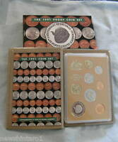 AUSTRALIAN PROOF COIN SET - 1991, RAMS HEAD 50 CENT