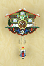 Kuckuckuhr Schwarzwald Kuckuck Cuckoo Clock MADE in GERMANY 2003SQ