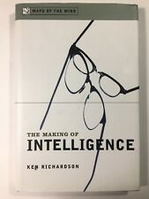 The Making of Intelligence Richardson, Ken Hardcover