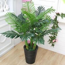 100CM Real Touch Palm Tree Tropical Artificial Plant Decor Home Garden not pot