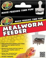 Zoo Med Mealworm Feeder  Free Shipping