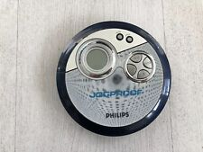 PHILIPS Jogproof CD AX3301 Portable CD Disc Player