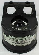Vintage American Flyer No. 19B Train Transformers SHELL ONLY